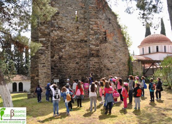 Byzantine Vrasna Tower