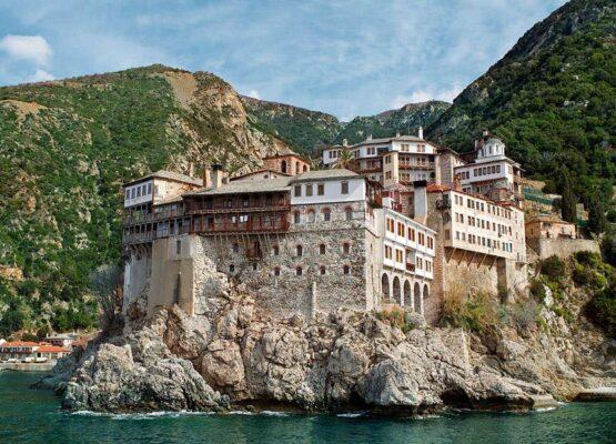 Cruise to Mount Athos