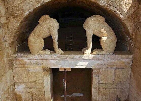 Amphipolis Tomb